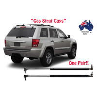 2 x NEW Gas Struts suit Jeep Grand Cherokee WH WK models 2005 to 2010 TAILGATE