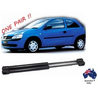 Holden Barina XC Hatchback hatch boot Gas struts 2001 - 2005 3 & 5 Door New PAIR
