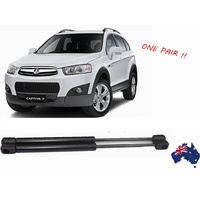 2 x NEW Gas Struts suit Holden Captiva BONNET 2006 to 2016 models SX CX LX