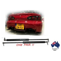 2 x NEW Gas Struts suit Mazda MX6 Boot 2nd Generation GE 1991 to 1997 MX-6