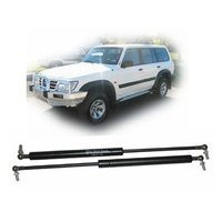 2 x NEW Gas Struts fits Nissan Patrol BONNET 1997 to 2013 Y61 GR GU 1764WP