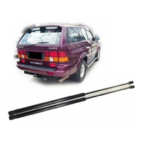 2 x NEW Gas struts suit SsangYong Musso TAILGATE 1996 to 2005 4WD Wagon