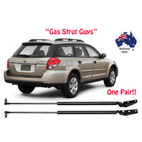 SUBARU OUTBACK 3RD GENERATION 2003 to 2009 TAILGATE GAS STRUTS NEW PAIR