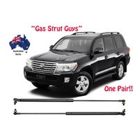 2 x NEW Gas Struts suit Landcruiser 200 Series Lexus LX570 BONNET VDJ200 UZJ200
